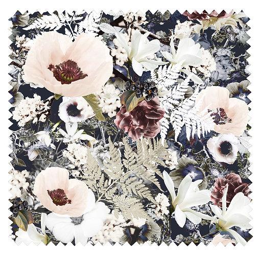 Fabric Sample - Before Night Falls - Midnight