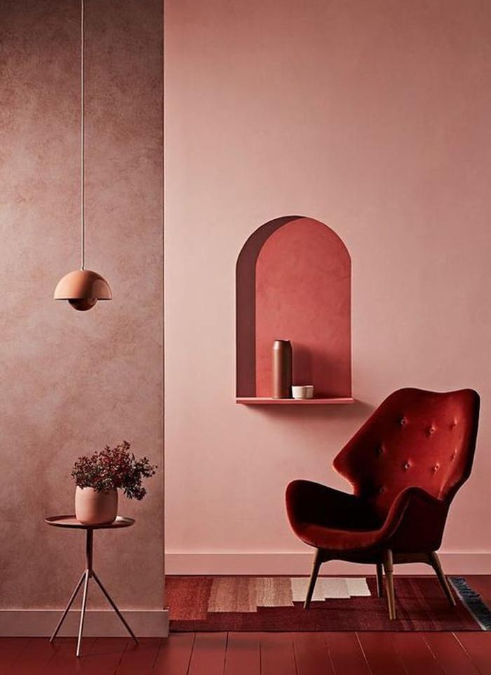 Interior Design Blog for dark Interiors, styling tips for dark decor showing Abigail Ahern living Room
