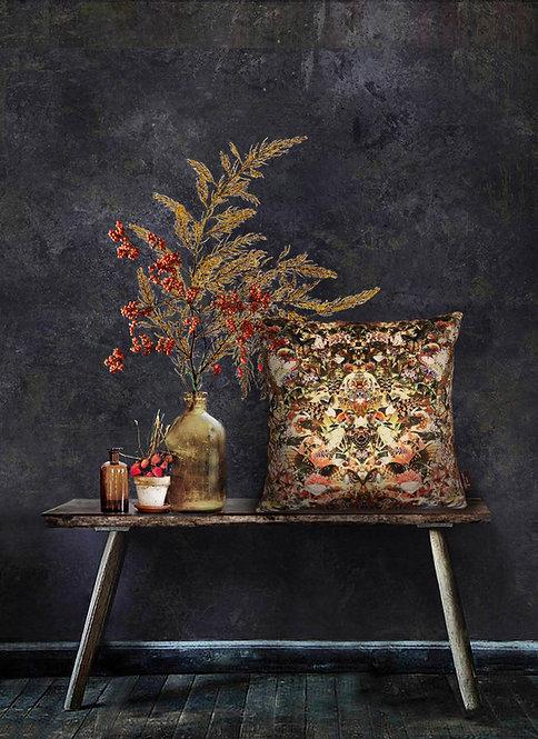 Insects - Velvet Cushion - Unique