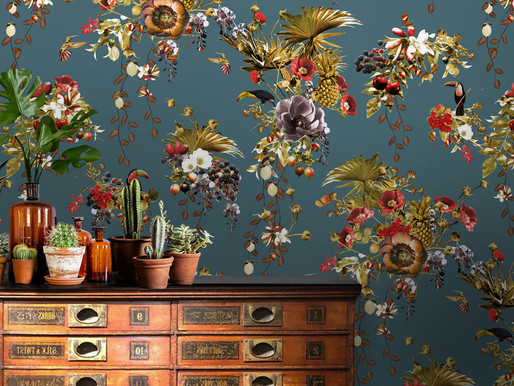 What are Non-Woven wallpapers?