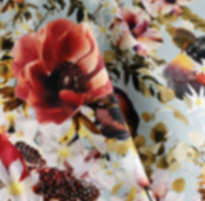 Good and Craft_Fruits Blossom fabric_Ice