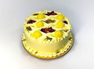 Ras Malai Cake