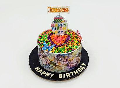 Awesome Theme Cake
