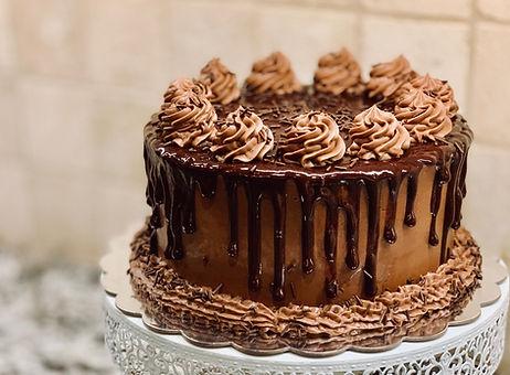 Chocolate%20Cake%2C%20Flowers%2C%20Blue%