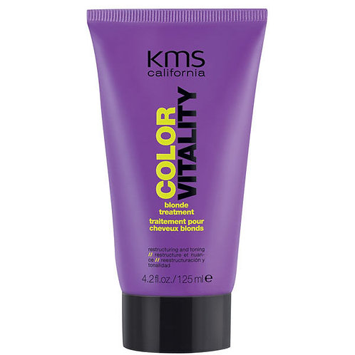 KMS Color Vitality Blonde Treatment 125ml