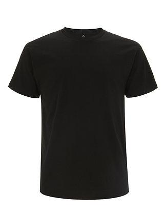 Bio Baumwolle T-Shirt Black