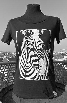 Zebra Black - Women