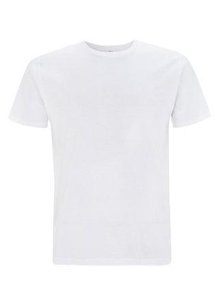 Bio Baumwolle T-Shirt White