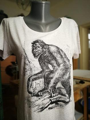 Orangutan - Melange White - Women
