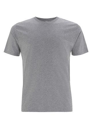 Bio Baumwolle T-Shirt Grey