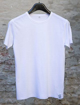 Bamboo - T-Shirt  Men White