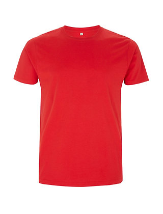 Bio Baumwolle T-Shirt Red