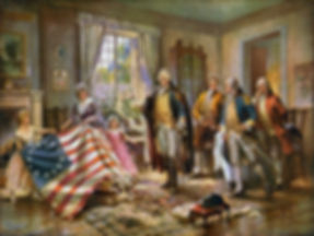 betsy ross flag and founders.jpg