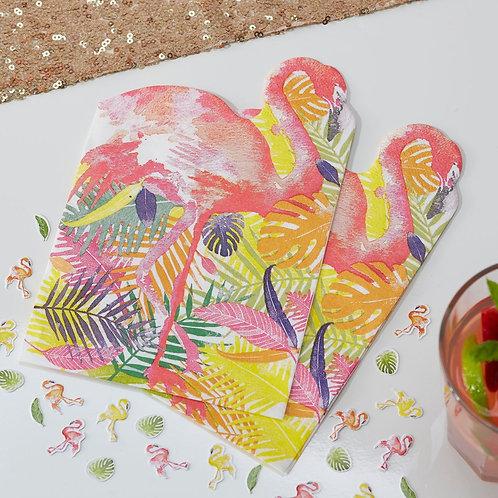 Flamingo Party Napkins