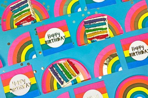 Rainbow Shaped Napkin