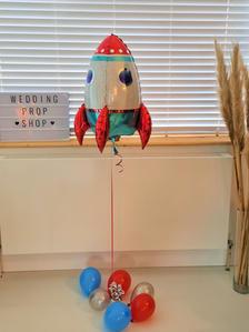 Rocket Balloon
