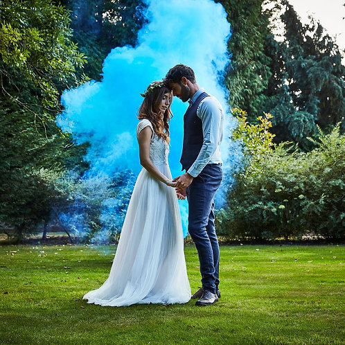 Blue Smoke Cannon