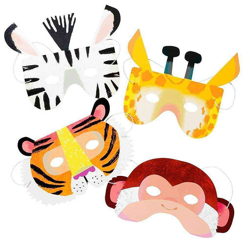Animal Party Masks