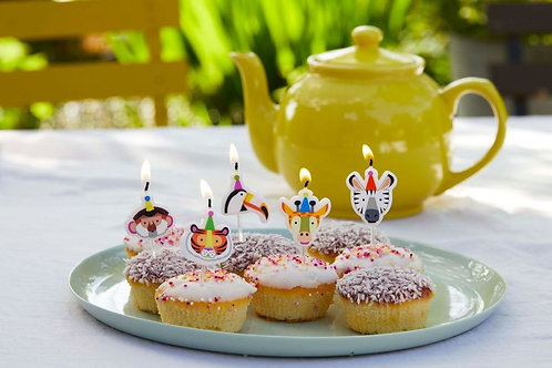 Animal Shaped Party Candles
