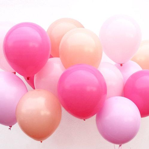 Pink Balloon Assortment