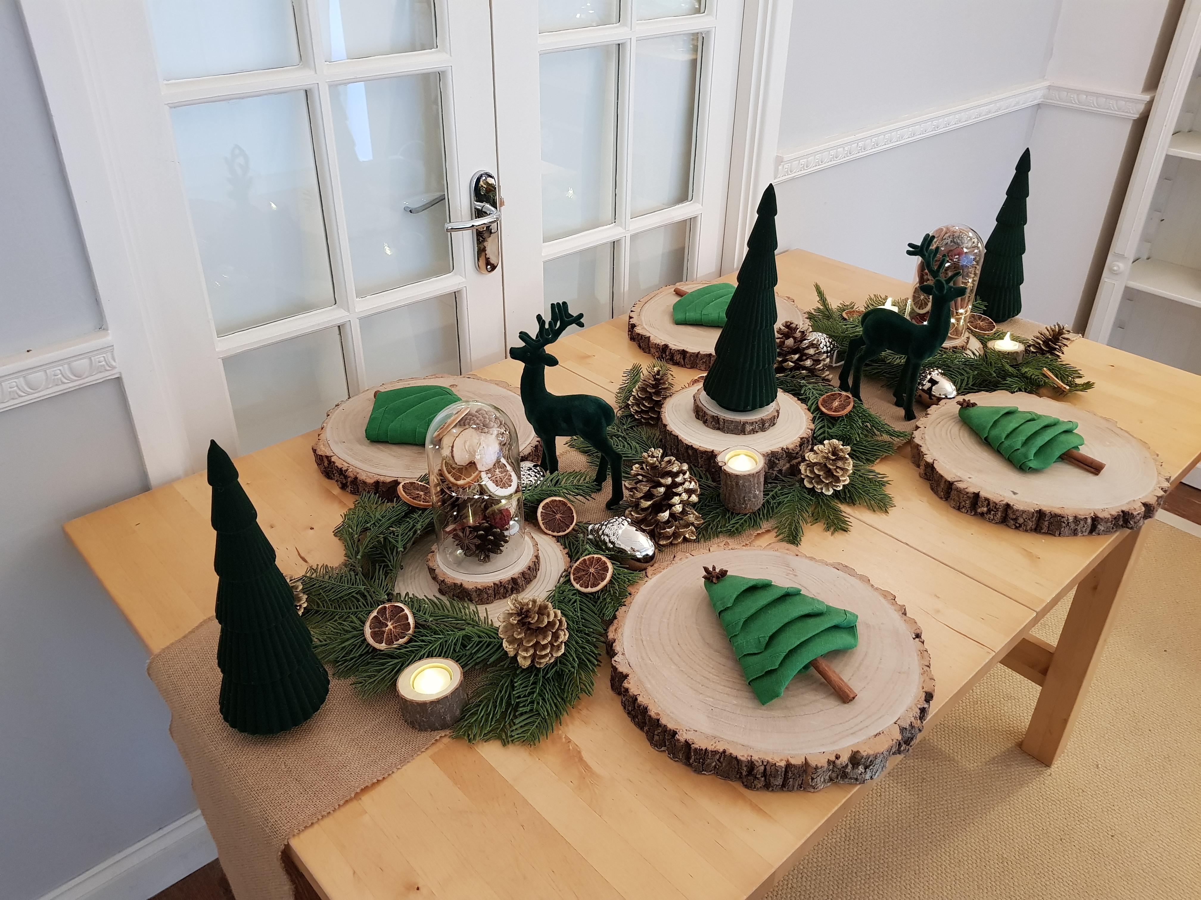 Festive Table Tops