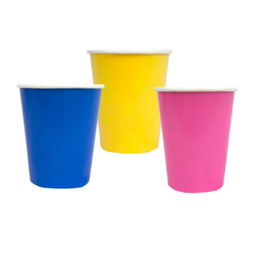 Colourful Party Cup Selection