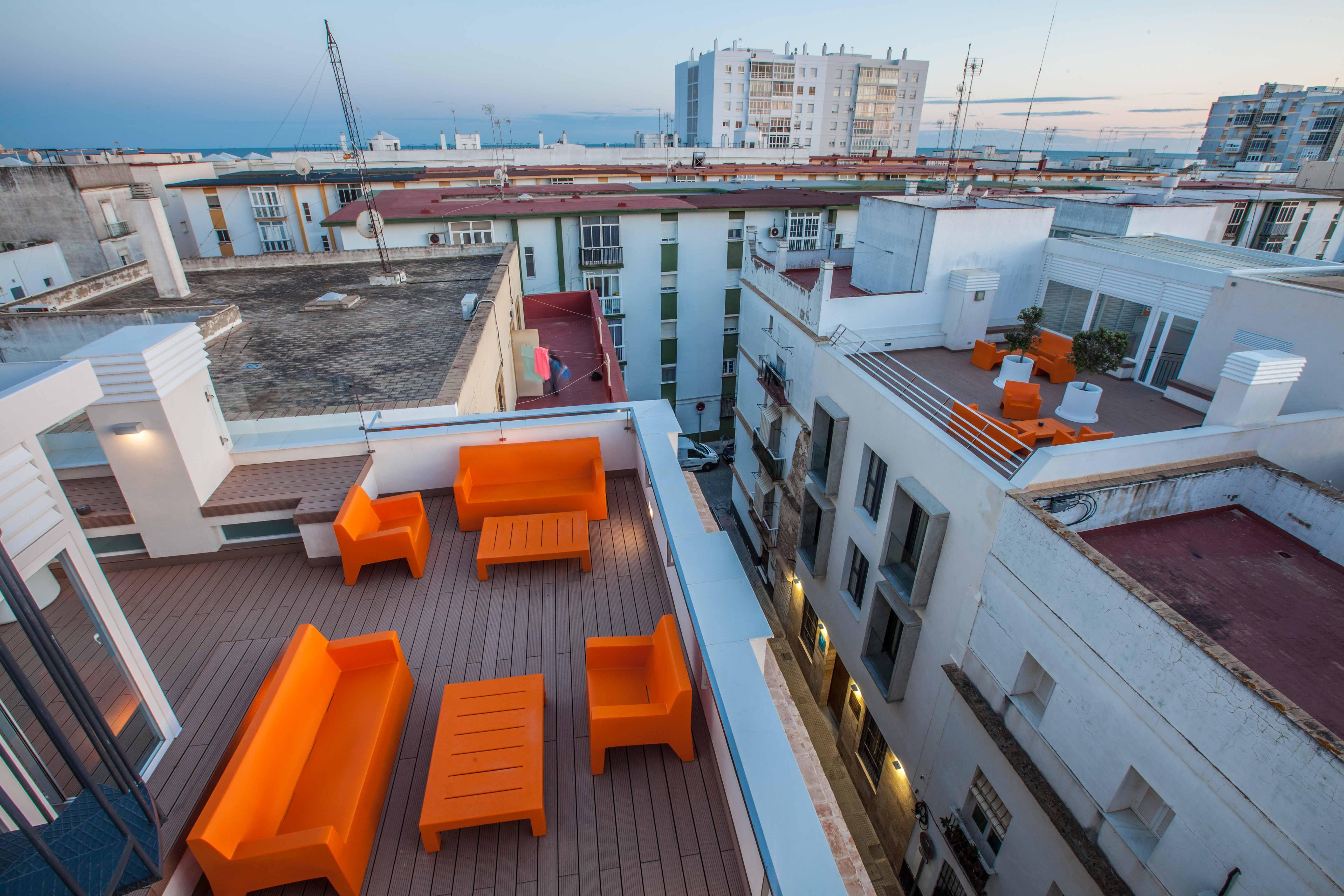 Dos terrazas