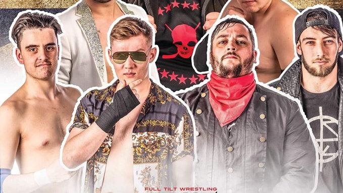 FTW Wrestling Standard Entry