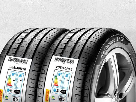 Como ler a etiqueta do pneu? Aprenda de uma vez por todas!