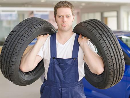 Quanto tempo ou quantos km dura um pneu novo?