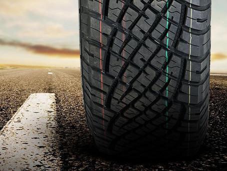 Listras coloridas nos pneus novos: você sabe o que significam?