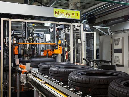 Como é feito um pneu? Conheça o processo de fabricação.