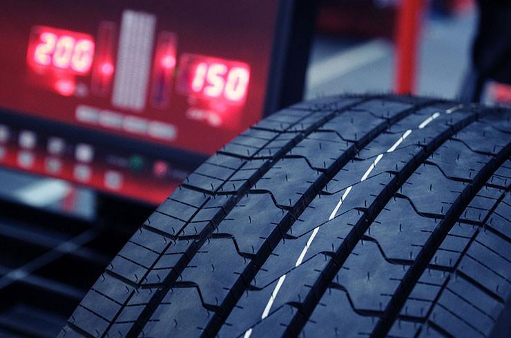 cabelo do pneu