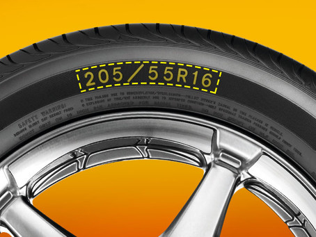 Como ler as medidas do pneu? Aprenda como saber o tamanho do pneu!
