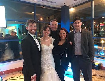 Rodger & Julia Kauffmann DJ/MC and wedding reception coordinator