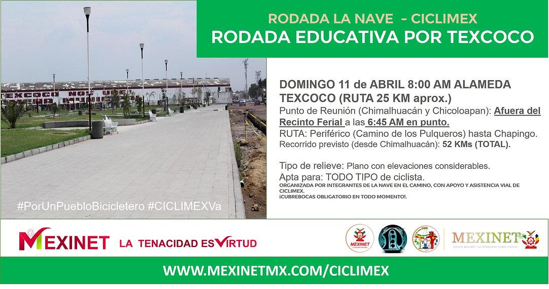RodadaCICLIMEX DOMINICAL texc.jpg