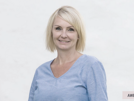 Ulrika Andersson på Awesome media