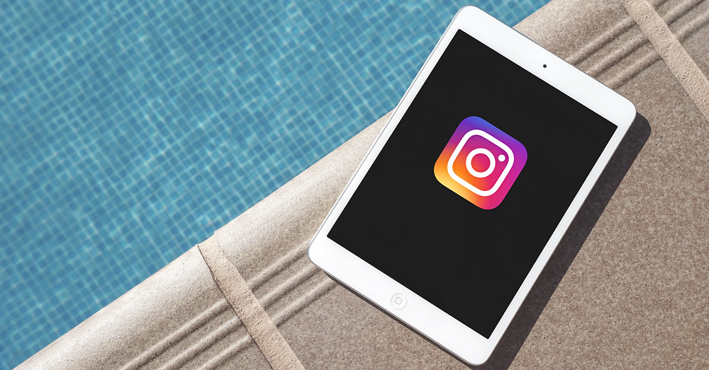 Instagram på iPad