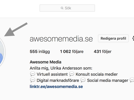 Instagram Storiestips - Ändra dina bilder till video så visas de längre för tittarna
