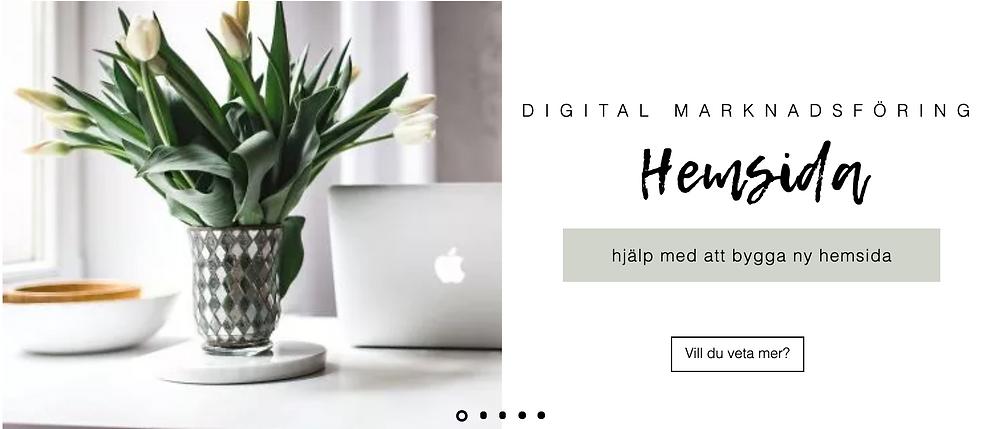 hjälp med hemsida - Awesome media