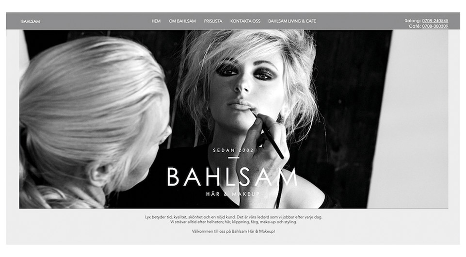 Bahlsam Hår & Makeup