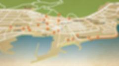 津波古地図