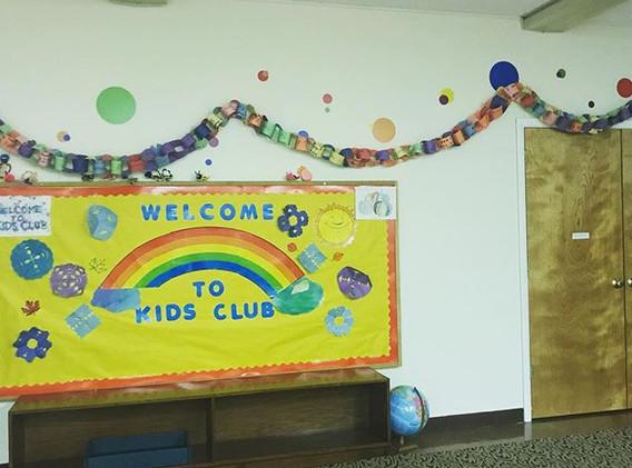 Last week at MOMentum Kids Club we had a