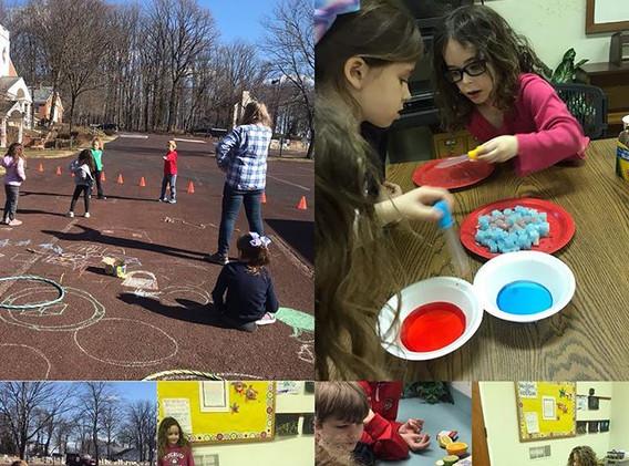 We had an awesome week at Kids Club! I w
