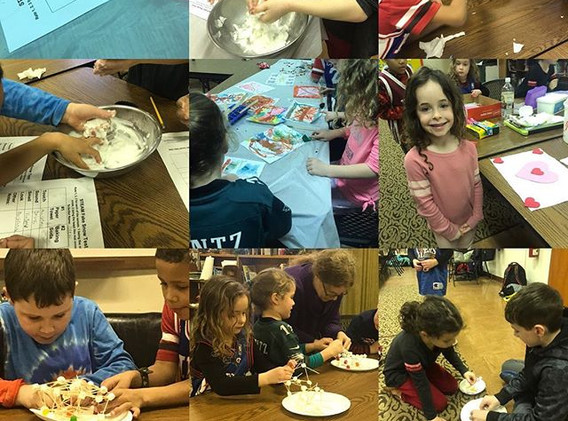 We kept busy and had so much fun at Kids