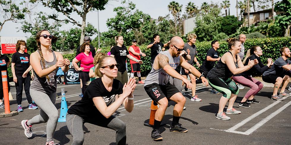 Free Community Workout 6/29: La Mesa