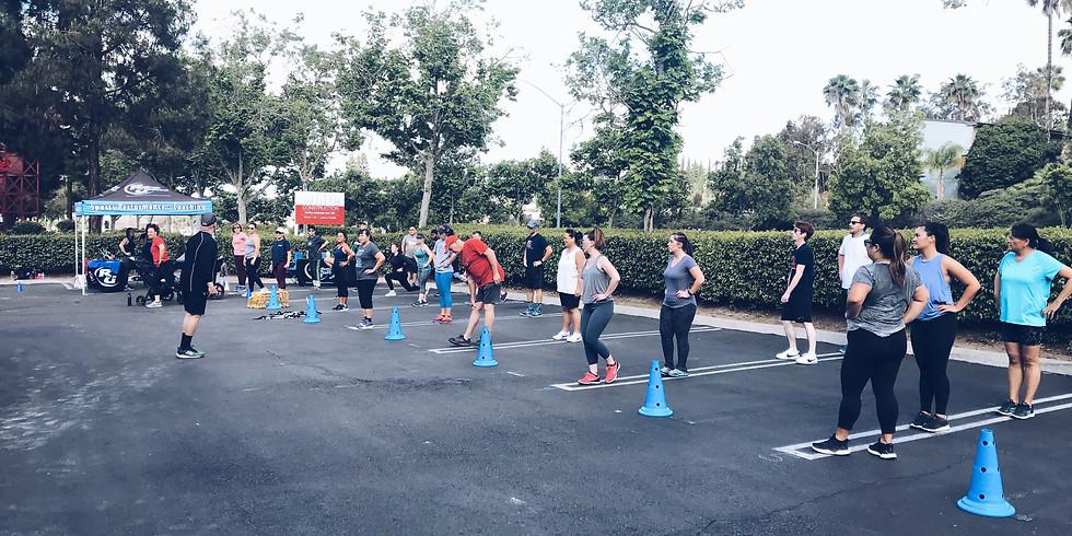 Free Community Workout 7/20: La Mesa