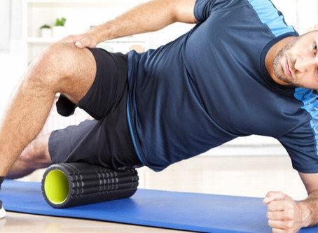 Foam Rolling: Benefits of Self Myofascial Release