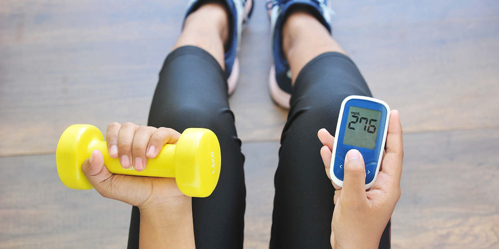 FORUM: Diabetes and the Benefits of Exercise / Fitness