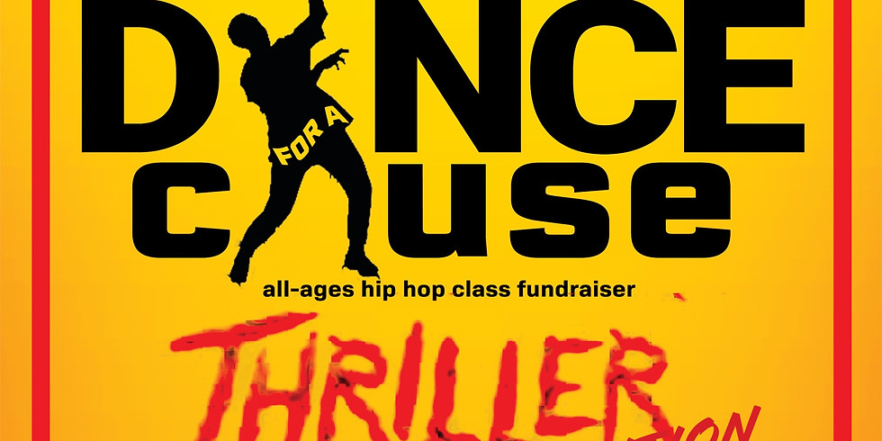 Dance For A Cause: Thriller Part 2